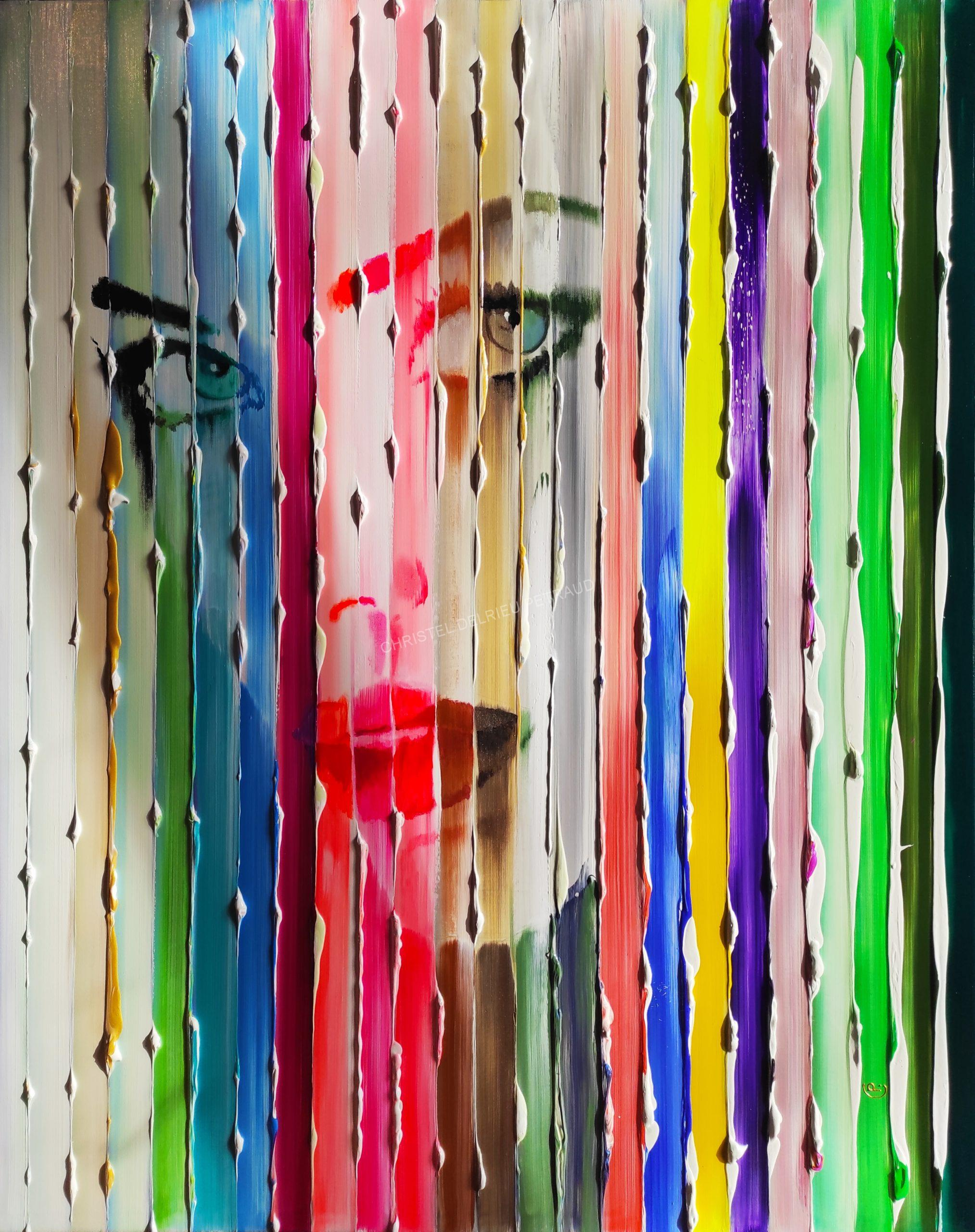 Artwork by Christel delrieu petraud